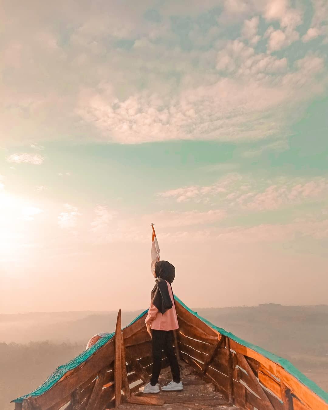 Spot Foto Instagramble Gunung Kidul