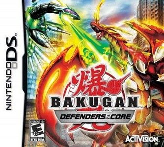 Rom Bakugan Defenders of the Core NDS