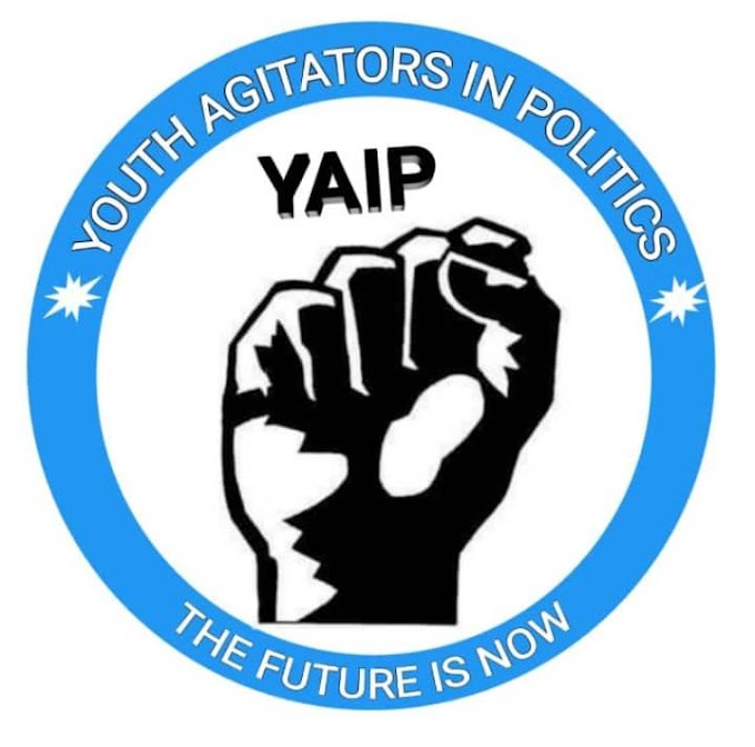 YAIP CONDEMN REGRESSIVE YOUTHS ON LOOTING AND DAMAGE OF PROPERTIES.