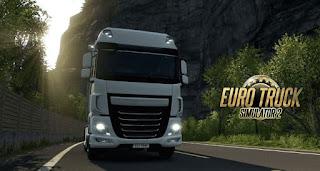 Euro Truck Simulator 2 (ايرو تروك سيميولاتور 2) (مختصر ETS2) او محاكي الشاحنات الأوروبية هي لعبة شاحنات أوروبية، عبارة عن محاكاة شاحنة تم تطويرها وإصدارها من قبل مطوّر برامج SCS Software وتعمل على أنظمة تشغيل Windows و Mac OS X و Linux. تم إصدار اللعبة في 19 أكتوبر 2012 ، يمكن اللعب Single player أو multiplayer. يمكن للاعب القيادة عبر أوروبا مع مختلف الشاحنات ونقل مختلف الشحنات ، التي يتعين عليه التقاطها وتسليمها في المدن الأوروبية الكبيرة. خلال اللعبة ، يمكن للاعب شراء وتحديث شاحنات ومرائب جديدة.