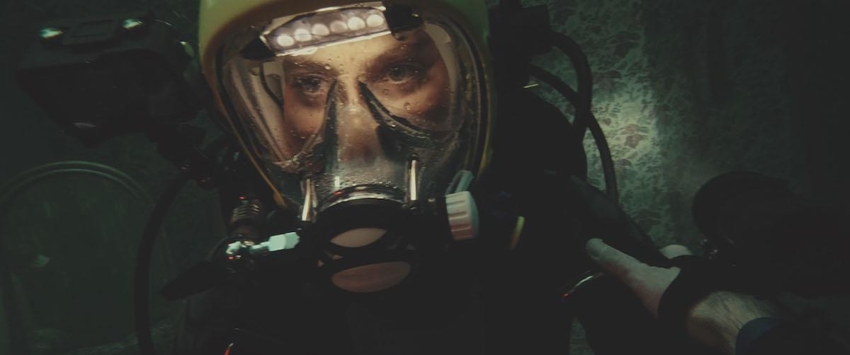 Первые кадры подводного хоррора The Deep House про блогеров и маньяка - 18