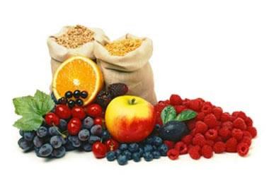 Obst und Getreide - Mormonen glauben daran, dass eine gesunde Ernährung Respekt gegenüber Gott und sich selbst zeigt. Daher trinken Mormonen keinen Alkohol.