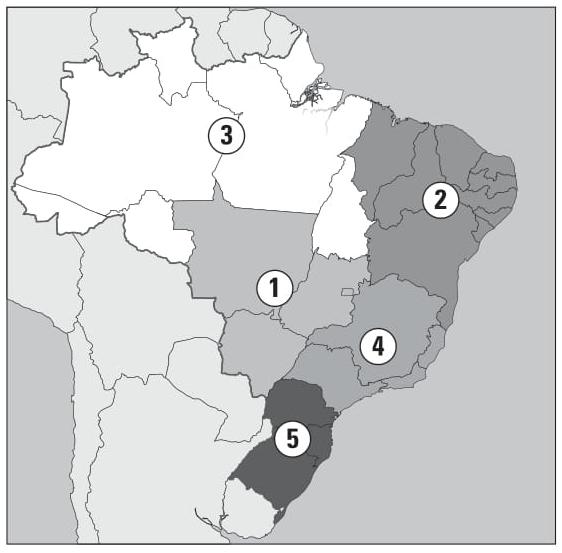 mapa do brasil prova espm