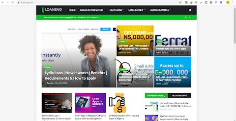 www.loansng.com
