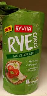 Ryvita Rye Cakes Multigrain
