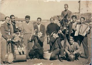 fotos antiguas Beceite quintos de mi padre