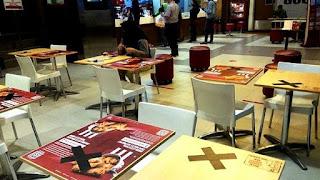 Polemik Tidak Boleh Makan Dine In Saat PSBB, Berujung Ngungsi Ke Kota Tetangga Kaum Rebahan ID