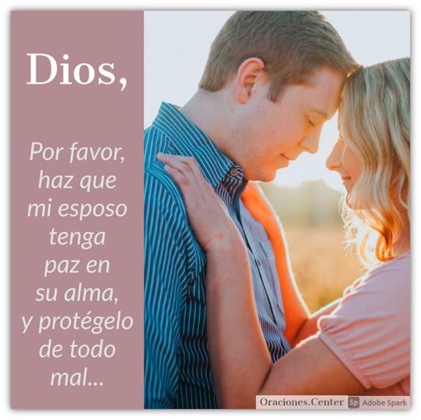 Una Oración para mi Esposo