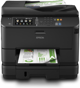 Download Epson WorkForce Pro WF-4640DTWF drivers