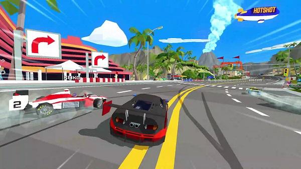 Free Download Hotshot Racing