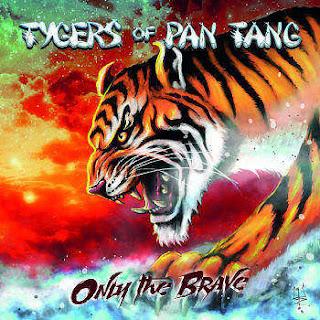 """Το βίντεο των Tygers of Pan Tang για το τραγούδι """"Only The Brave"""" από το ομότιτλο single"""