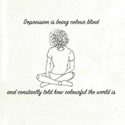 Depression, Work & Me