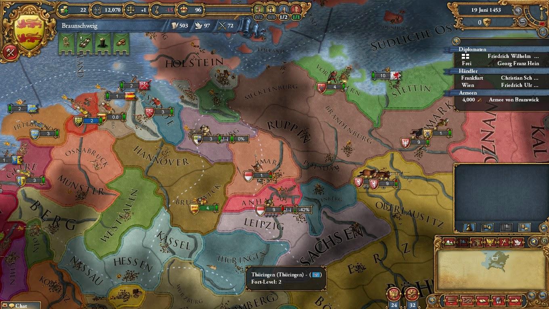 Europa Universales 4 - Deutschland