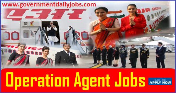 Air India Recruitment 2019, Jobs Latest 62 Operation Agent Air India jobs vacancies