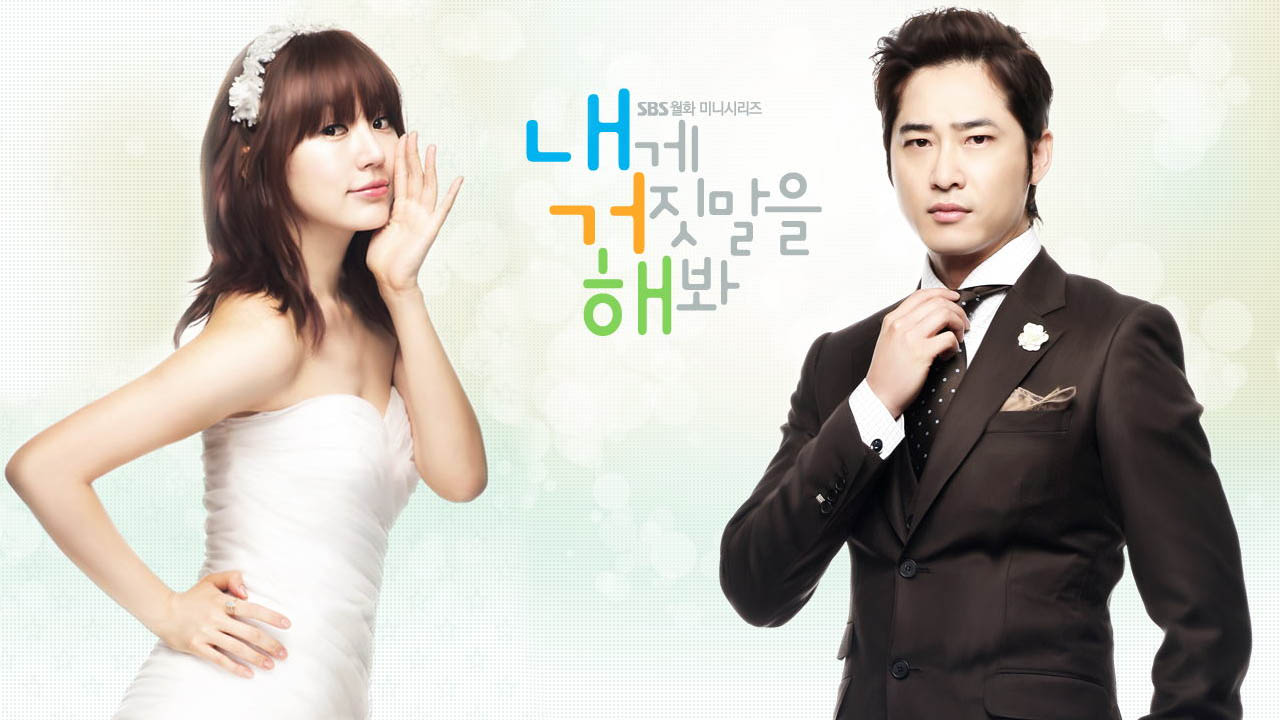 Download Drama Korea Lie to Me Batch Subtitle Indonesia
