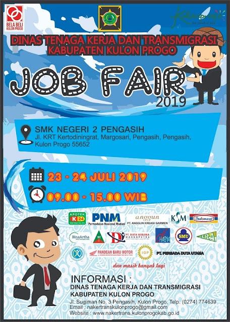 Job Fair Kulon Progo