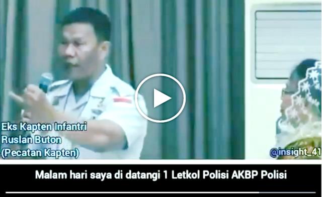 Bikin TKA China Susah Masuk, Buton Dipecat Setelah Tolak Uang Tebusan dari Mayor TNI dan Letkol Polisi