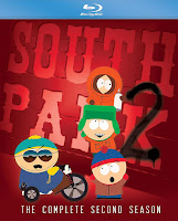 South Park Season 2 Blu-ray