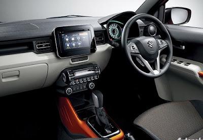 System Transmisi AGS Suzuki