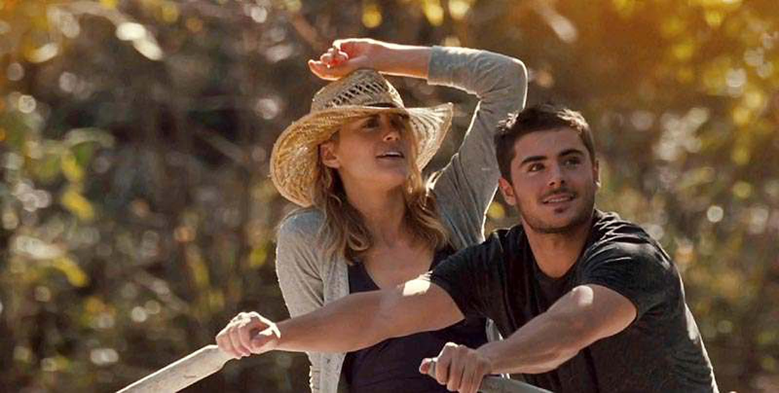 'THE LUCKY ONE' Movie by ZAC EFRON and TAYLOR SCHILLING ...Taylor Schilling Argo