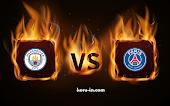 كورة ستار نتيجة مباراة باريس سان جيرمان ومانشستر سيتي اليوم 28-04-2021 دوري أبطال أوروبا