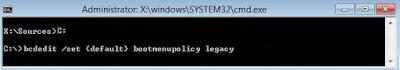 Memperbaiki Windows Failed to Start