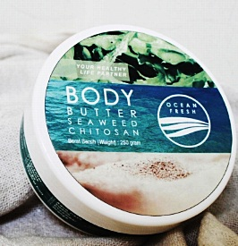 Body Butter Seaweed Chitosan