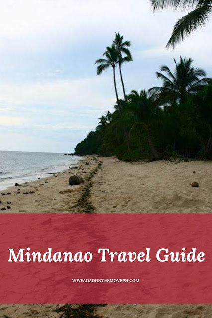 Travel brochure Mindanao