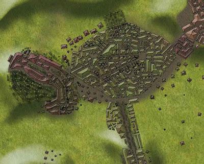 Mapas Rol Ciudad Amanarante