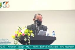 Tautoto Tanaranggina Hadiri Wisuda dan Dies Natalies Ke-55 Universitas Islam Makassar (UIM)