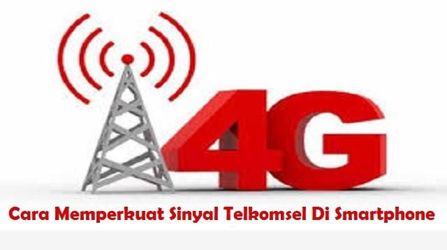 Cara Memperkuat Sinyal Telkomsel Di Hp Android Iphone 2021 Cara1001