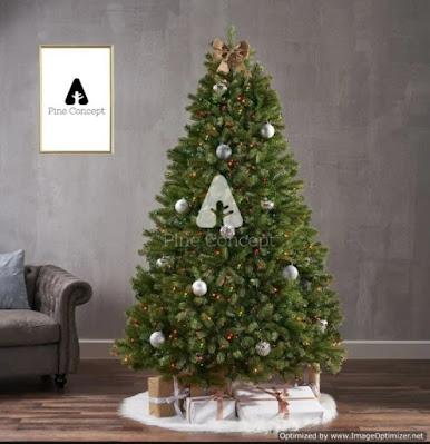 Premium Christmas Tree