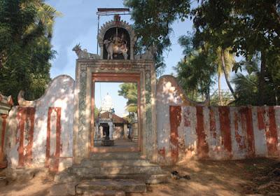 Emaneswaram Udayar Temple Paramakudi Ramanathapuram