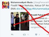 Heboh Diberitakan Tertangkap Pakai Narkoba, Ini Klarifikasi Ketua GP Ansor Simalungun