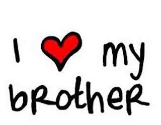 صور عن الاخ ، احبك يا اخى بالانجليزى - I love my brother