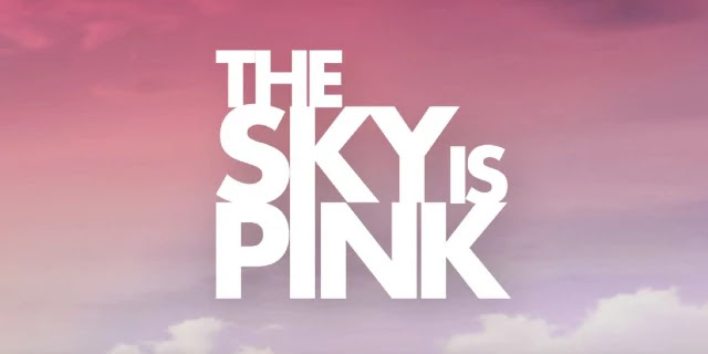 The Sky Is Pink