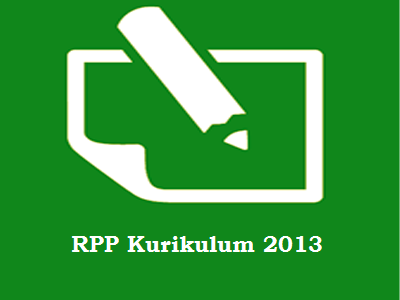 Download RPP Kurikulum 2013 Lengkap