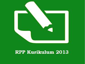 Download Contoh RPP dan Silabus Kurikulum 2013