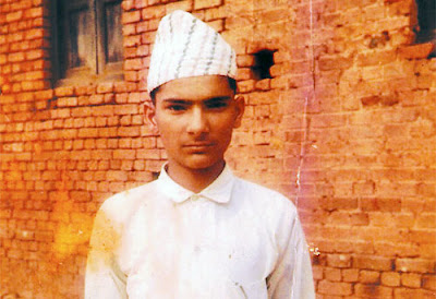 baburam bhattarai childhood