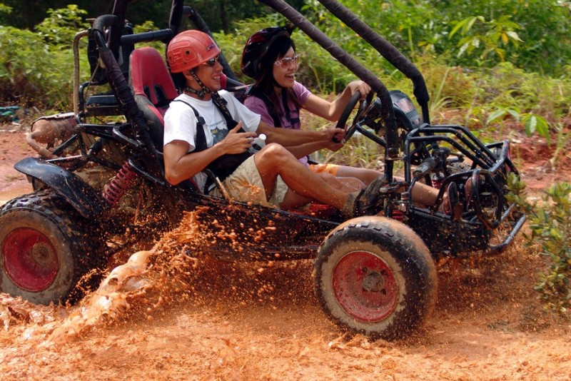 bintan lagoon resort chillax package atv