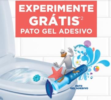 Experimente Grátis Pato Gel Adesivo 2021