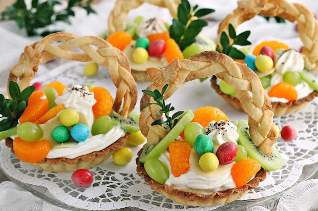 Wielkanocne pieczenie z dziećmi