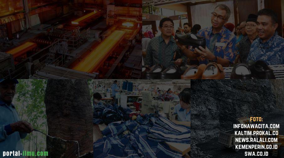 Macam Macam Industri di Indonesia