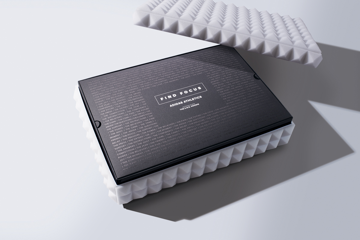 Adidas Athletics On Packaging Of The World Creative