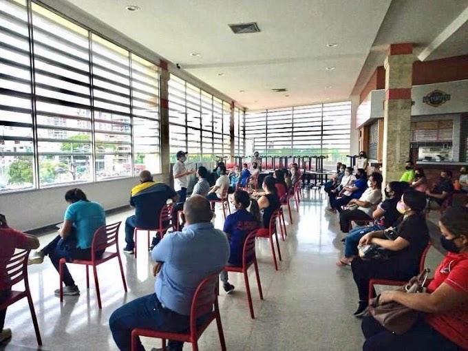 Realizan seguimiento a 97 conglomerados por COVID-19 en Santa Marta