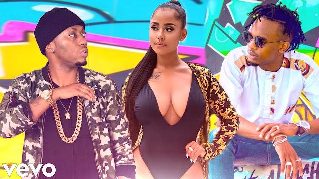 VIDEO   Rich Mavoko Ft. Dogo Janja - Madharau   Download Mp4 [Official Video]