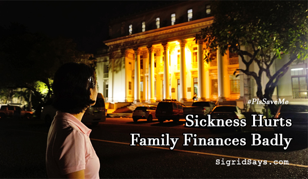 sickness hurts family finances - family budget - family finances - money -livelihood - cleft palate - global developmental delay - provincial capitol - provincial capitol lagoon - Bacolod mom - Bacolod blogger