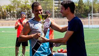 FLAG FOOTBALL - Móstoles Templars ganador del II Torneo de Flag Football de Pinto