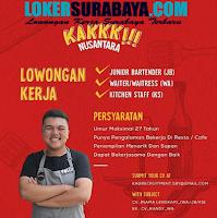 Bursa Kerja Surabaya Terbaru di Kakkk Nusantara Nopember 2019