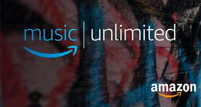 amazon music unlimited main